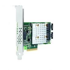 CONTROLADORA HPE Smart Array P408i-p SR Gen10 (RAID) 8 Canal SATA 6Gb/s / SAS 12Gb/s - 12 Gbit/s - RAID 0, 1, 5, 6, 10, 50, 60, 1 ADM, 10 ADM - PCIe 3.0 x8 - para ProLiant DL360 Gen10, DL380 Gen10, XL230k Gen10, XL270d Gen10, X P/N 830824-B21