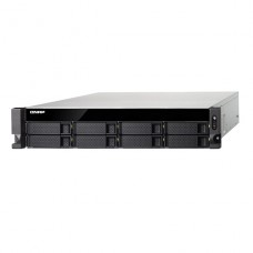 NAS QNAP TS-873U-RP 8 BAHIAS SATA 16GB RAM RACKEABLE 2U P/N TS-873U-RP-16G-US