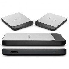 DISCO DURO EXTERNO Seagate Fast 2TB USB 3.0 TIPO C NEGRO P/N STCM2000400