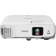 PROYECTOR Epson PowerLite 990U  3800 lúmenes (blanco) - 3800 lúmenes (color)  WUXGA (1920 x 1200) - 16:10 - 1080p - LAN P/N V11H867020