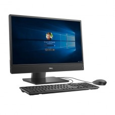 todo en uno Dell OptiPlex 5270 Intel Core  I5-9500 / 3 GHz 8 GB DDR4 1TB HDD 21.5