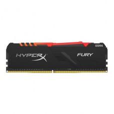 memoria ddr4 HyperX FURY RGB  8GB 3466 MHz / PC4-27700 CL16  1.35 V  negro p/n HX434C16FB3A8