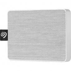 DISCO EXTERNO Seagate 1TB  One Touch SSD USB 3.0 - blanco P/N STJE1000402