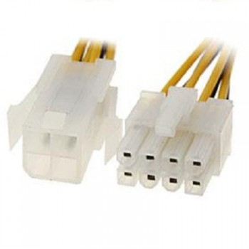 CABLE ADAPTADOR DE 4 A 8 PINES