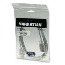 CABLE DE EXTENSION USB 2.0 1,8M MANHATTAN