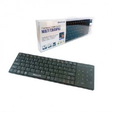 TECLADO CON TOUCHPAD BESTLINK WIRELESS COMPATIBLE CON SMART TV