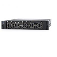 SERVIDOR Dell R740 Tower 2 Intel Xeon Silver 4210 / 2.2 GHz 32 GB DDR SRAM 480 GB Hard Drive Capacity P/N R7402S10321SS3CHV11