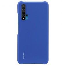 Carcasa trasera huawei para teléfono móvil  NOVA 5T policarbonato azul diseño delgado P/N 51993762