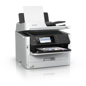 MULTIFUNCIONAL Epson WorkForce Pro WF-C5790 Ink-jet Color  Wi-Fi  P/N C11CG02301