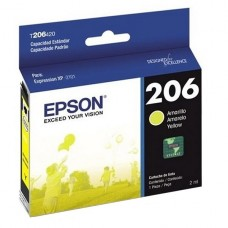 CARTRIDGE Epson  206 AMARILLO P/N T206420-AL