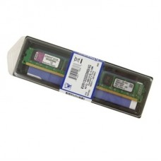 MEMORIA DDR3 KINGSTON 4GB 1333 PC 10600 BOX P/N KVR13N9S8/4