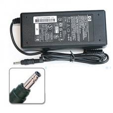 CARGADOR HP  ORIGINAL 65W CON ADAPTADOR DONGLE 406823-001 P/N ED494AA#ABA