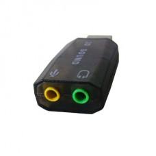 TARJETA DE SONIDO 2.1/5.1 USB