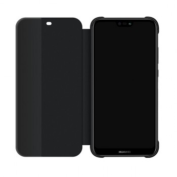 CARCASA Huawei - Con tapa - para Huawei P20 lite NEGRA P/N 51992313