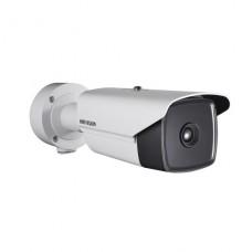 CAMARA DE VIGILANCIA Hikvision Thermica / network lente 35mm p/n DS-2TD2137-35V1