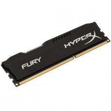MEMORIA DDR3 KINGSTON HYPERX 4GB 1600MHZ BOX BLACK P/N HX316C10FB/4