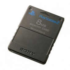 MEMORY CARD ORIGINAL SONY PS2 8MB