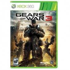 JUEGO GEAR OF WAR 3 XBOX 360