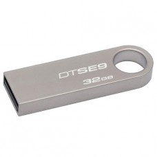 PENDRIVE KINGSTON 32GB METALCASE P/N DTSE9H/32GBZ