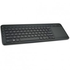 TECLADO INALAMBRICO CON TOUCHPAD MICROSOFT AIO MEDIA COMPATIBLE CON SMART TV P/N N9Z-00004