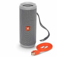 PARLANTE JBL Flip 4 BT Bluetooth Gray  (S. Ame) P/N JBLFLIP4GRYAM