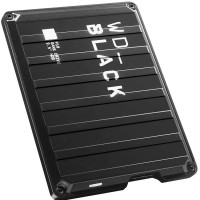 disco duro externo WD BLACK P10 Game Drive 5TB USB 3.2 Gen 1 negro P/N WDBA3A0050BBK-WESN