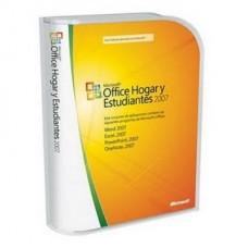 OFFICE 2007 HOGAR Y ESTUDIANTES P/N 79G-01334