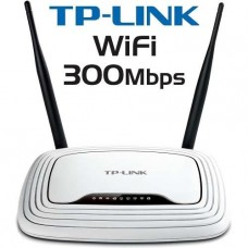 ROUTER INALAMBRICO 300MB DOBLE ANTENA TP-LINK P/N TL-WR841N