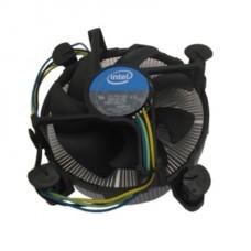 VENTILADOR PARA CPU s1155 / s1150 INTEL ORIGINAL BASE COBRE