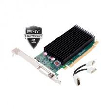 TARJETA DE VIDEO PNY 512MB QUADRO NVS 300 PCIeX X16 P/N VCNVS300X16-PB
