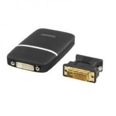 ADAPTADOR USB A VGA - DVI O  HDMI
