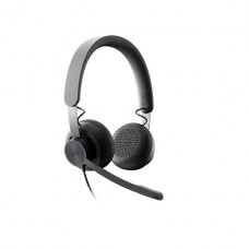AUDIFONO LOGITECH USB H650e  Auricular en oreja  cableado MONO P/N 981-000513