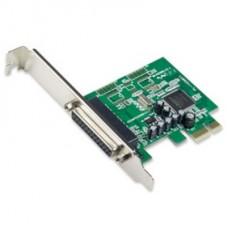 TARJETA PCIeX PARALELA DB25 P/N SY-PEX10007
