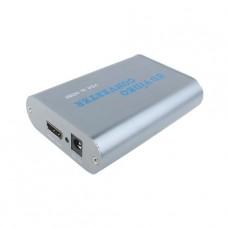 CONVERSOR VGA - AUDIO A HDMI (720P) METALICO