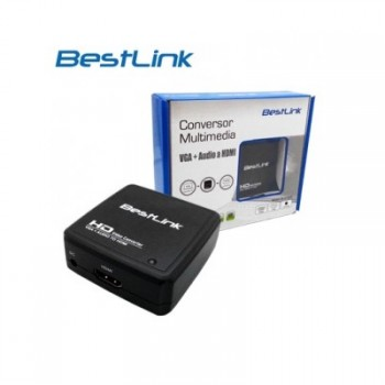 CONVERSOR VGA Y AUDIO A HDMI P/N BL-CV2500