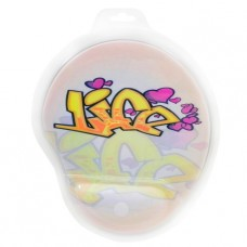 PAD MOUSE CON GEL MICROLAB GRAFFITTI PINK