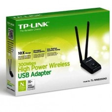 ADAPTADOR USB WIRELESS ALTO ALCANCE HIGH POWER TP-LINK P/N TL-WN8200ND