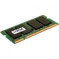 MEMORIA SODIMM DDR2 2GB 667 PC2700 P/N CT25664AC667