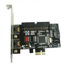 TARJETA PCIeX SATA 2 INTERNOS SATA Y 1 IDE