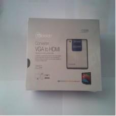 CONVERSOR VGA - AUDIO A HDMI P/N MCL-5335