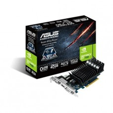 TARJETA DE VIDEO GEFORCE ASUS GT730 2GB DDR3 128 BIT PCIeX P/N 90YV06K0-M0NA00