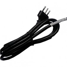 CABLE DE PODER PARA PC O MONITOR CERTIFICADO 1.8M P/N 109197-008