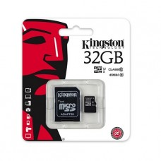 MEMORIA MICROSD 32GB KINGSTON P/N SDC10G2/32GB