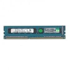 MEMORIA DE SERVIDOR HP UDIMM 2GB DDR3 1600 PC3-12800E PARA PROLIANT G8 P/N 669320-B21