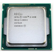 PROCESADOR INTEL CORE I5 4590 3.3GHZ HASWELL OEM SIN VENTILADOR s1150