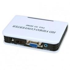 CONVERSOR VGA - AUDIO A HDMI (720P)