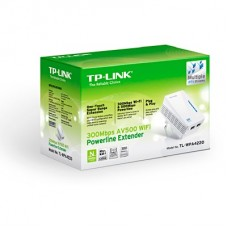 KIT POWERLINE AV500 WIRELESS 300MB TP-LINK P/N TL-WPA4220KIT