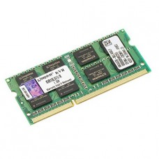 MEMORIA SODIMM DDR3 4GB 1600 PC12800 KINGSTON 1.35V P/N KVR16LS11/4