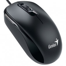 MOUSE GENIUS OPTICAL DX110 NEGRO USB