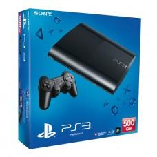 CONSOLA PLAYSTATION 3 500GB P/N CECH4011C